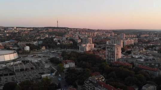 Страхотни кадри от въздуха над Русе!
